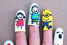 Fingerdolls