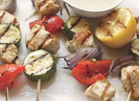 Chicken Kebabs / by Carol Bandelow
