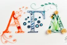 Quilling Art / Quilling pieces to inspire! / by Quilled Creations