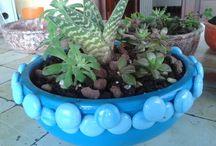 Garden Accessories (Bahçe Aksesuarlarım)