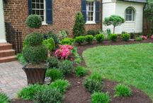 """""""LANDSCAPE AND FOCAL POINTS""""  FOR THE HOME AND FORMAL GARDENS / by The Wanderer"""