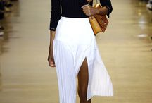 Spring 2016 Runways and Trends