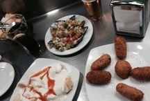 Eating in Spain (Valladolid) / Comida
