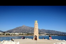 Marbella / A little selection of images about this paradise called Marbella / by Angelo Madroñal Folpini-eDomo
