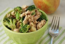 Paleo Recipes to Try: Salads
