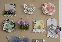 scrapbooking embellishment / by Celine Pourbaix