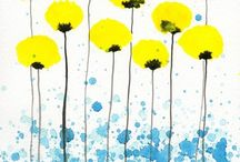 paint flowers / by Yesica Chuni