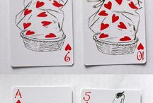number play cards
