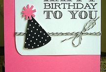 Brand: A Muse Studios / Cards created with stamps from A Muse Studios