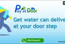Bottled Water Supplier / PayAtDoor is a leading 20 liter bottled water supplier in Bangalore. They provide high quality and safe drinking water can online at PayAtDoor.com. Visit their website to know more offers.