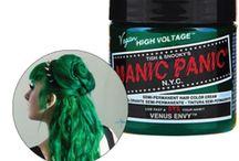 Manic Panic Green