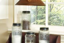 Antique Reproduction Decor and Accessories / Reproduction pieces for the primitive style home.