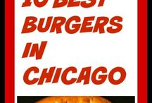 Chicago's 10 Best Burgers / Chicago's best burgers, best burgers in Chicago, Au Cheval, Cochon Volant, Acadia, Kuma's Corner, 25 Degrees, Gather, Dryhop Brewers, Corridor Brewers & Provisions, Butcher & the Burger