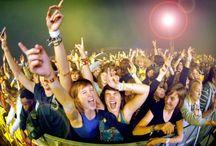 Music Events / een feestje