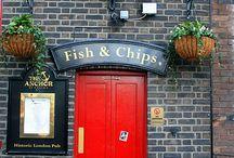 British Pubs / Ale houses, pubs, drinking establishments