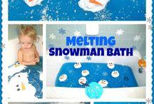 Theme bath ideas / by Carrie LaRoy