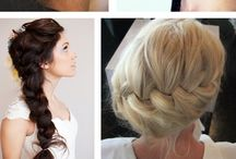 Hair Ideas! / by Sarah Steele