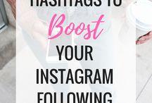 Instagram hastags