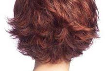 Short hair - Стрижки