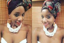 head wrap / Head wrap ideas african print headwraps