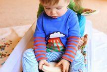 kid crafts / by Ann Steinhauser