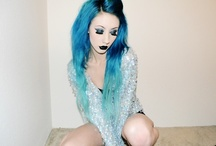 hair style / by Elsa Cann