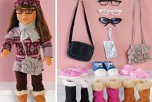 American girl doll / by Vanese Clough