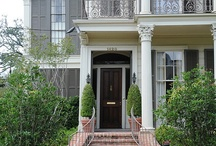 New Orleans, Southern & Plantation Homes
