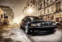 BMW 7 series classics