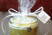 Soy candles packaging ideas