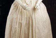 1780 Robe a L'Anglaise