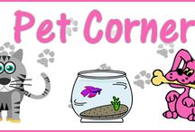 Pet Corner - Animal Coupons / by So Cal Coupon Mommy