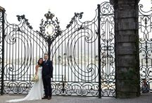 Lake Como Weddings / Luxury locations for elegant and classy wedding affairs