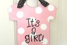 Baby Shower Ideas for Girls / baby shower ideas for girls / by Bernadine Upton
