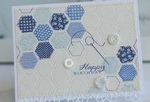 cartes hexagone