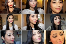 Makeup Looks / A collection of my favourite makeup looks