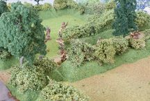 Bolt Action & Flames of War Normandy Terrain Reference