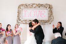 Weddings - Pink + Grey