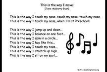 songs for eyfs