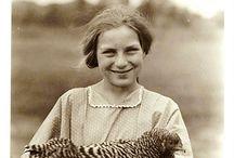 Always a farm girl at heart