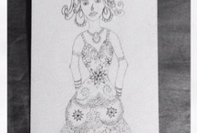 Doodling / by Rafia Jewelry