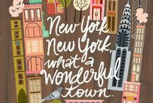 N.Y.C./U.S.A. / by Rosa Miranda Sauret