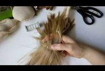 Jak připevnit vlasy