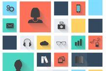 Icons / Icon designs