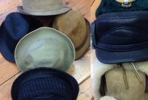 Mens hats / Vintage Mens hats