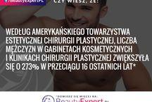Ciekawostki / Ciekawostki z zakresu chirurgii plastycznej i medycyny estetycznej. http://BeautyExpert.pl