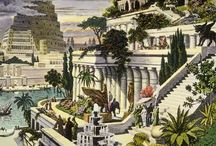 Gardens of Babylon  / All hanging gardens. / by Cheryl Straub