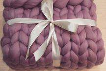 Merinos wool blanket