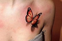 butterflies tatoo