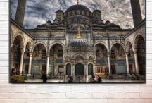 İstanbul Tabloları